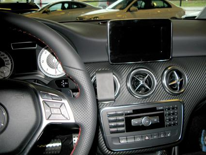 Brodit proclip 854813 mercedes benz a for Www mercedes benz mobile com iphone